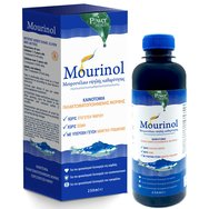 Power Health Mourinol Συμπλήρωμα Διατροφής, Μουρουνέλαιο Υψηλής Καθαρότητας με Καινοτομία Γαλακτωματοποιημένης Μορφής 250ml