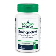 Doctor's Formula Eminoprotect Για την Περίοδο της Εμμηνόπαυσης 60 tabs