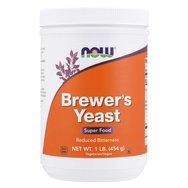Now Foods Brewer's Yeast Powder Debittered Συμπλήρωμα Διατροφής, Πλούσια Πηγή Αμινοξέων,Βιταμινών,Μετάλλων & Ιχνοστοιχείων 454gr
