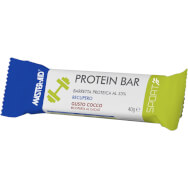 Master Aid Protein Bar Gusto Cocco Μπάρα Πρωτεΐνης με Γεύση Καρύδα 40gr