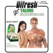 Balance Difresh Tauro Delay Spray Натурален спрей за забавяне на мъжкият еякулация 10ml