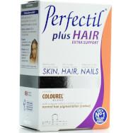 Vitabiotics Perfectil Plus Hair Extra Support Συμπλήρωμα Διατροφής για Υγιή Μαλλιά, Δέρμα & Νύχια 60 tabs