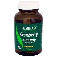 Health Aid Cranberry Extract Καλή Υγεία Του Ουροποιητικού 60tabs