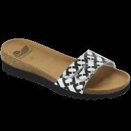 ecac9261f7a Dr Scholl Shoes Luwin Άσπρο-Μαύρο, Γυναικεία Ανατομικά Παπούτσια, Χαρίζουν  Σωστή Στάση & ...