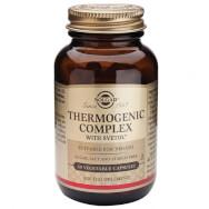 Solgar Thermogenic Complex Συμπλήρωμα Διατροφής για τη Ρύθμιση του Μεταβολισμού 60 veg.caps