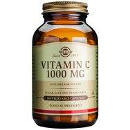 Solgar Vitamin C Αντιοξειδωτική Βιταμίνη Απαραίτητη για την Υγεία του Οργανισμού veg.caps