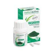 Naturactive Σπιρουλίνα Ιδανική για Διατήρηση Μυϊκής Μάζας Κατά τη Διάρκεια μιας Δίαιτας ή Μετά απο Έντονη Άσκηση  60caps