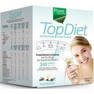 Power Health Top Diet Υποκατάστατο Γεύματος για τον Έλεγχο του Σωματικού Βάρους 10sachets x 35gr